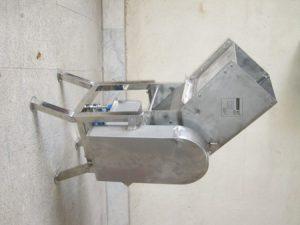 دستگاه یخ خرد کن, دستگاه یخ خرد کن, کارگاه مهندسی تکنیکوم