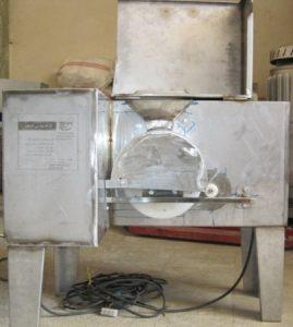 , دستگاه سنگدان پاک کن, کارگاه مهندسی تکنیکوم